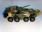 8X8轮式步战车